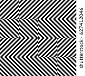 vector seamless pattern.... | Shutterstock .eps vector #627412046