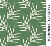 seamless pattern with... | Shutterstock .eps vector #627427916