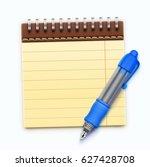 vector illustration of detailed ...   Shutterstock .eps vector #627428708