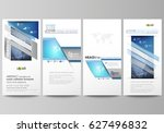 the minimalistic abstract... | Shutterstock .eps vector #627496832