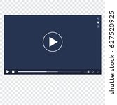 video player interface...
