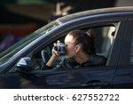 paparazzi girl | Shutterstock . vector #627552722