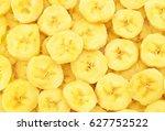 Banana Fruit Background