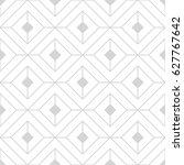 vector seamless pattern. modern ...   Shutterstock .eps vector #627767642