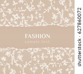Invitation Card With Lace Ribbon