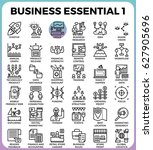 business essential concept...