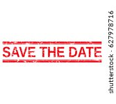 """grunge stamp """"save the day"""". 