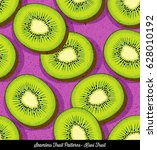 seamless colorful pattern of... | Shutterstock .eps vector #628010192