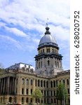 Small photo of Springfield Illinois - Old State Capital Building