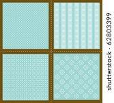 Set Of Wallpaper Patterns