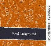 Food Backgrounds Set With...