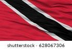 closeup trinidad and tobago... | Shutterstock . vector #628067306