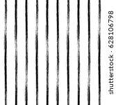 seamless grunge geometrical... | Shutterstock . vector #628106798