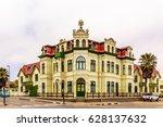 Old German Colonial Building ...
