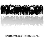 business people   Shutterstock .eps vector #62820376