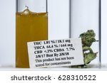 marijuana concentrates  ... | Shutterstock . vector #628310522