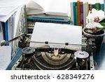 dear friends vintage...   Shutterstock . vector #628349276