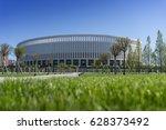 krasnodar  russia   april 26 ... | Shutterstock . vector #628373492