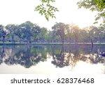 park in bangkok | Shutterstock . vector #628376468