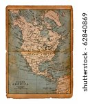 39 Map Of North America Edit In ...