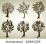 vector set of designs with...