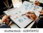 business concept. business... | Shutterstock . vector #628456952