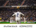 madrid  spain   march 1  in a...   Shutterstock . vector #628462352