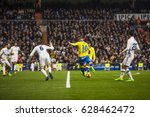 madrid  spain   march 1  in a...   Shutterstock . vector #628462472
