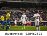 madrid  spain   march 1  in a...   Shutterstock . vector #628462526