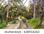buskett gardens  malta | Shutterstock . vector #628516262