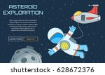 Flat Vector Web Background On...