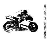 Road Motorcycle Racer ...