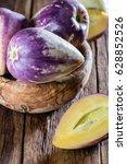 South American Fruit Muricatum...