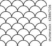 Fish Scale Wallpaper. Asian...