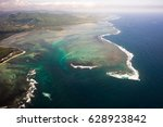 incredible view of the famous...   Shutterstock . vector #628923842