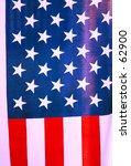 ameican flag | Shutterstock . vector #62900