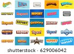 report text for title or...   Shutterstock . vector #629006042