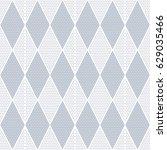 seamless diamonds pattern.... | Shutterstock .eps vector #629035466