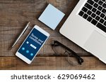 terms and conditions... | Shutterstock . vector #629069462