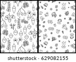 abstract monochrome sketch...   Shutterstock .eps vector #629082155