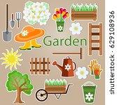 vector illustration of... | Shutterstock .eps vector #629108936