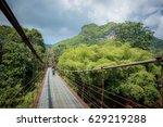 surat thani  thailand   april... | Shutterstock . vector #629219288