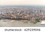 new york from the sky....   Shutterstock . vector #629239046