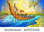 group of people participating... | Shutterstock . vector #629273102