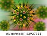 digital illustration of... | Shutterstock . vector #62927311