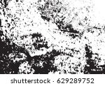 black and white vintage grunge... | Shutterstock .eps vector #629289752
