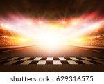 track arena 3d rendering  | Shutterstock . vector #629316575