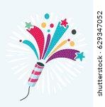 vector cartoon illustration of... | Shutterstock .eps vector #629347052