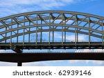 railway bridge in stockholm | Shutterstock . vector #62939146
