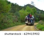14.04.2010  colombia. silvia.... | Shutterstock . vector #629415902